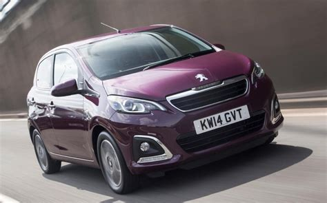 peugeot from peugeot 108 review
