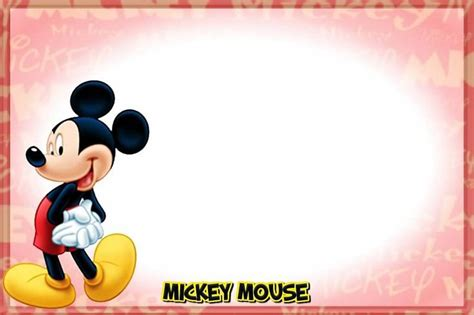 Mickey Mouse And Tons Of Other Autograph Cards Walt Disney Autograph Book Disney Autograph Autograph Card Template