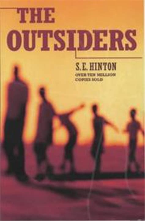 the outsiders by se hinton book of a lifetime a powerful the outsiders open library