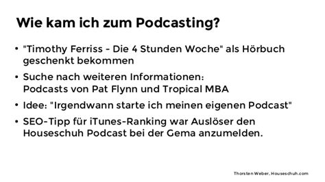 Tropical Mba Podcast by Podcasten Ist Bloggen Nur Mit Der Stimme Wordc