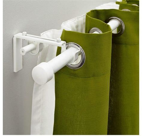 Curtain Rod Ikea Inspiration Corner Shower Curtain Rod Lowes Home Design Inspirations