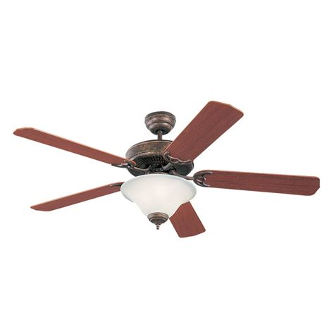 Tuscan Ceiling Fans With Lights Ceiling Fan With Light With White Glass In Tuscan Bronze White Faux Alabaster Finish