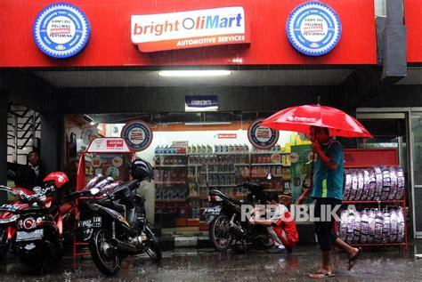 Oli Di Olimart Pertamina Retail Tambah Gerai Bright Oli Mart Di Semarang