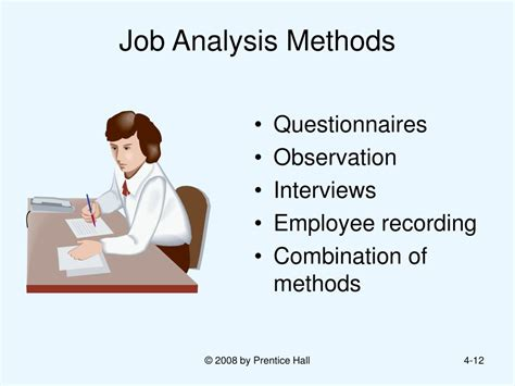 Analysis Methods Ppt Human Resource Management 10 Th Edition Chapter 4 Analysis Strategic Planning And