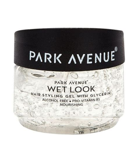 Park Gel park avenue look hair styling gel 100g buy park