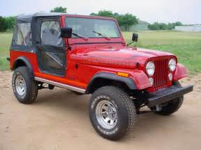 indice cj 5 7 8 vs wrangler