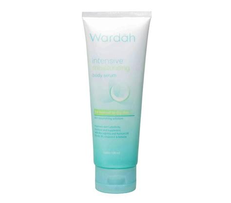 Wardah Intensive Day halal cosmetics singapore intensive moisturizing
