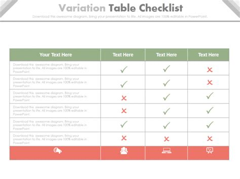 How To Create A Modern Checklist Diagram In Powerpoint The Slideteam Blog Powerpoint Checklist Template