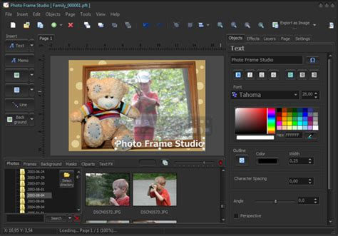 photo frame design software photo frame studio photo frame software 20 for pc