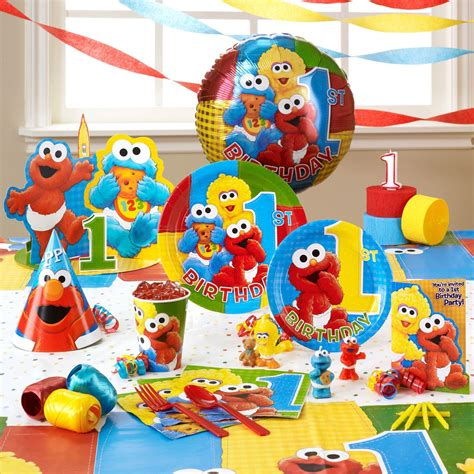 elmo birthday tips home ideas