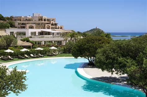 best family resort in sardinia chia laguna resort luxury holidays luxury resorts
