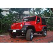 In Photos Modified Mahindra Thars