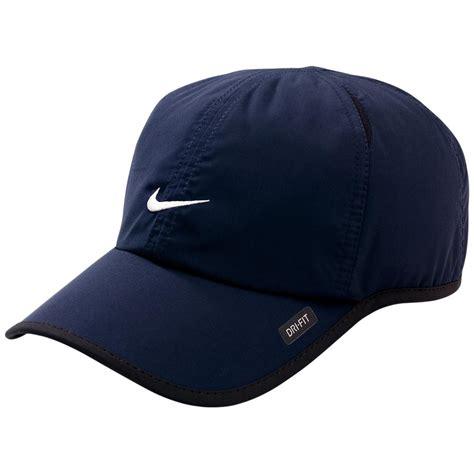 Nike Feather Light Cap s nike 174 feather light cap 143811 hats caps at