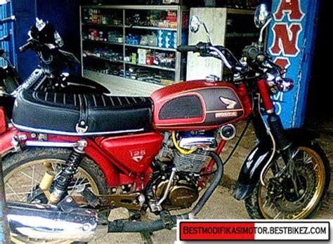 Tangki Cb 100 Gelatik Racing Aquarium jual motor honda cb 400 mobil w