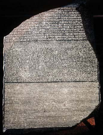 rosetta stone how long ancient egypt civilization geography history