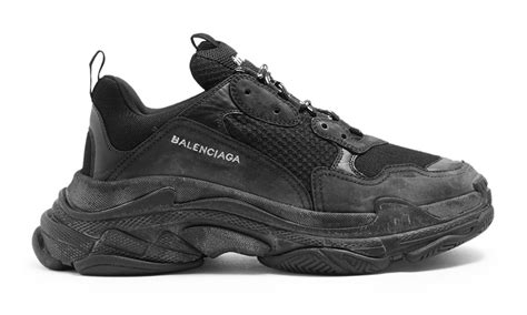 All Black Balenciaga balenciaga s s just re stocked in an all black colorway
