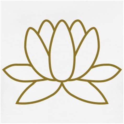 simbolo fiore di loto magliette fiore di loto spreadshirt