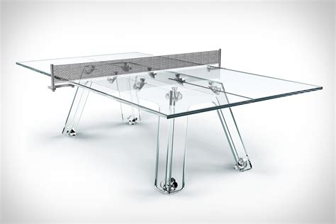 designer ping pong table impatia ping pong table uncrate