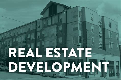 What Does Mba In Real Estate Developemnt by Real Estate Development Scidpda