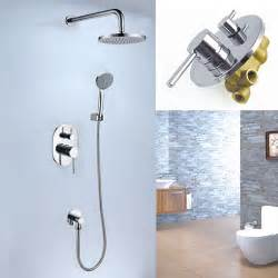 Hand Held Shower For Bathtub Faucet Concealed Bath Shower Valve Sanliv Kitchen Faucets And