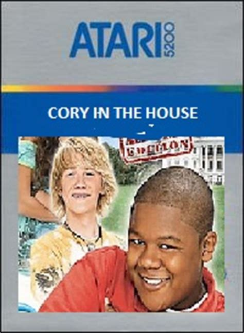 cory in the house game cory in the house for the atari 5200 video game fanon wiki fandom powered by wikia