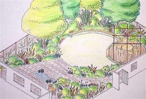 trendy ideas garden design drawing garden design drawing