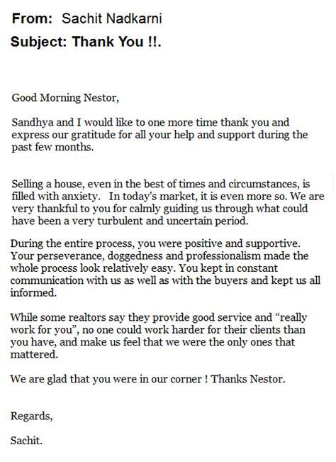 Appraisal Letter To Prospective Seller Testimonials Nestor And Katerina Gasset