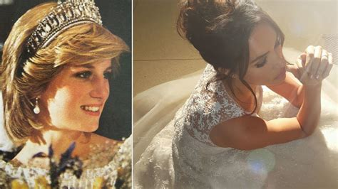 meghan markle what tiara did she wear meghan markle might wear princess diana s spencer tiara