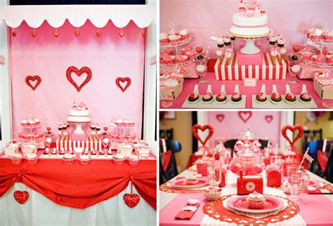 love themed events kara s party ideas sweet valentine s day girl boy party