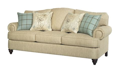 Where Is Bassett Furniture Made by Bassett Furniture Barclay Sofas Groupon