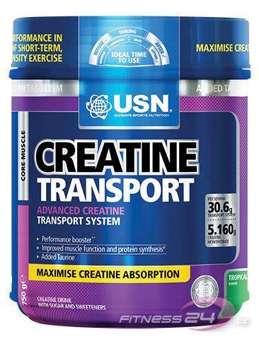 creatine transporter creatin transport fitness 24 cz