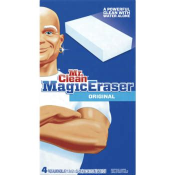 Sponge Magic Cleaner Pembersih Lantai mr clean magic eraser multi use cleaning sponge of 24 hd supply