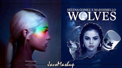 No Tears On Their Own Mashup by Grande Selena Gomez Marshmello No Tears Left To