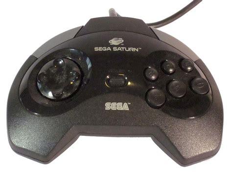 sega saturn controller sega s saturn had a lot potential that didn t win