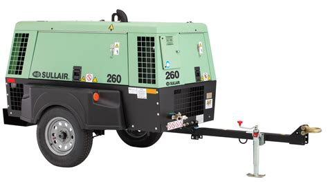 260 sullair portable compressors air research compressors