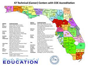 florida colleges map career in a year a look at florida s career and technical