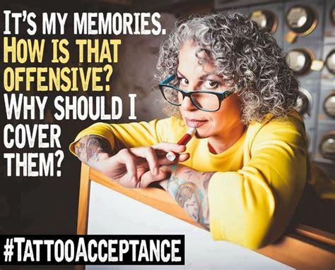 neck tattoo discrimination 27 best images about tattoo acceptance in the workplace on
