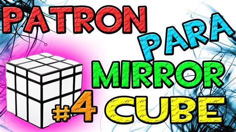 pattern magic que es patr 211 n para mirror cube rubik pattern algoritmo 4 youtube