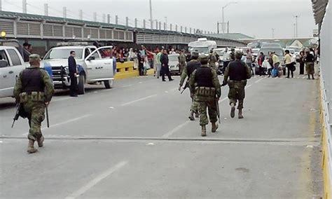 valor tamaulipeco bloquean puentes en reynosa en amigos de tamaulipas comerciantes de ropa usada bloquean
