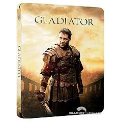 gladiator film uncut il gladiatore 2000 4k limited edition steelbook 4k