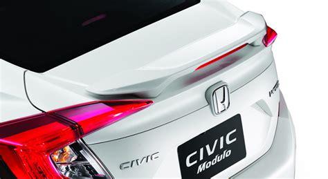 Wing Spoiler Modulo Honda Freed09 16 spoiler civic fc turbo 16 modulo style tokobodykit