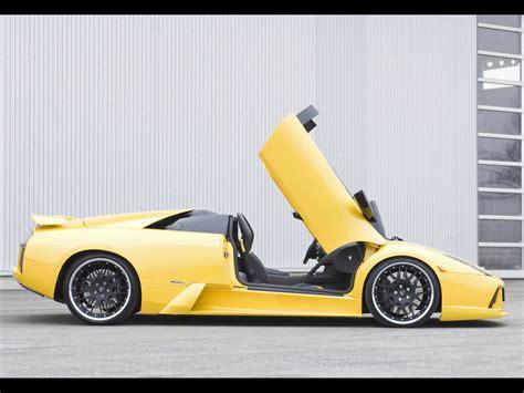 Lamborghini Murcielago Doors 2007 Hamann Lamborghini Murcielago Right Doors Open