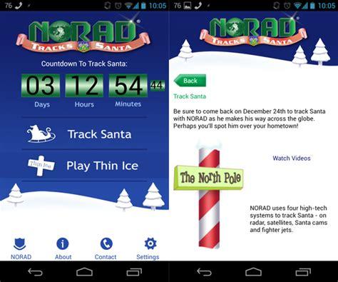 Norad Santa Tracker Phone Number Track Santa S Progress With Norad And