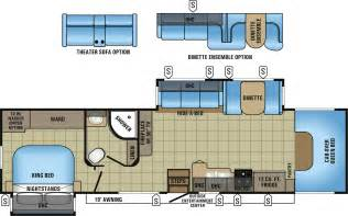 c floor plans 2017 jayco seneca 36fk class c motorhome