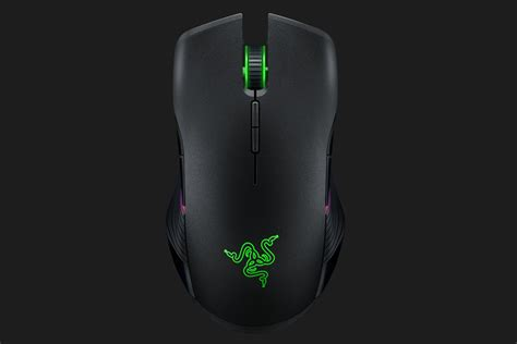 Mouse Razer Second wireless gaming mouse razer lancehead