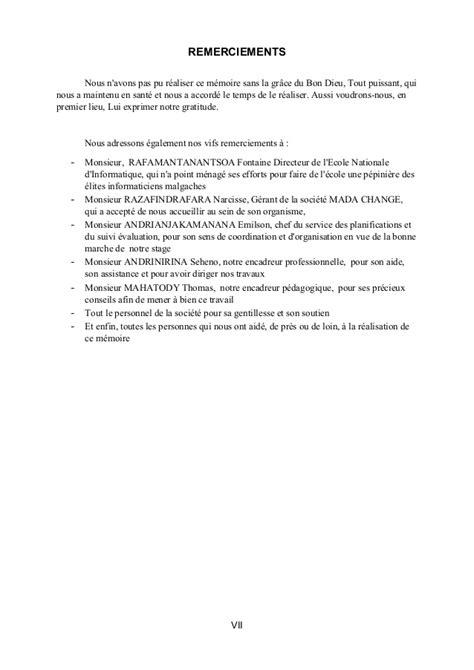 Rapport de stage de fin d'etude l3 angelito & hasina