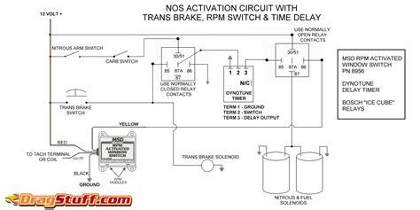 Nitrous System Wiring Diagrams Dragstuff
