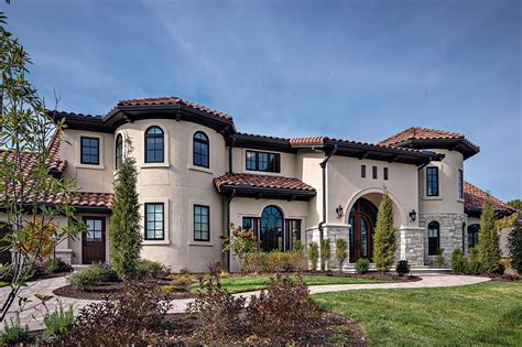 Small Tuscan Style House Plans by Tuscan Home Design House Plan 2017