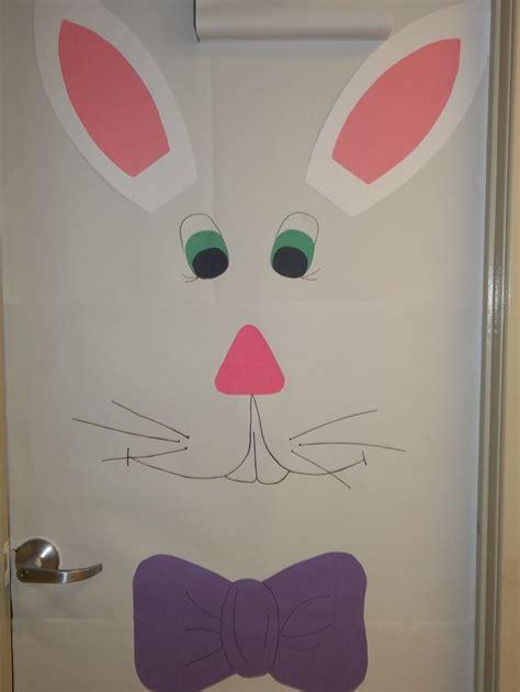 easter door decorations easter time classroom door decoration kindergarten