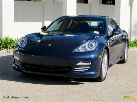 porsche panamera dark blue 2012 porsche panamera 4 in dark blue metallic 015483